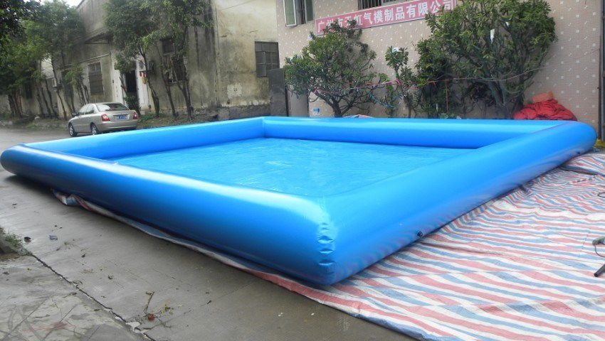 China Commercial Large Inflatable Pool Adult Swimming Pool Photos Pictures Made In
