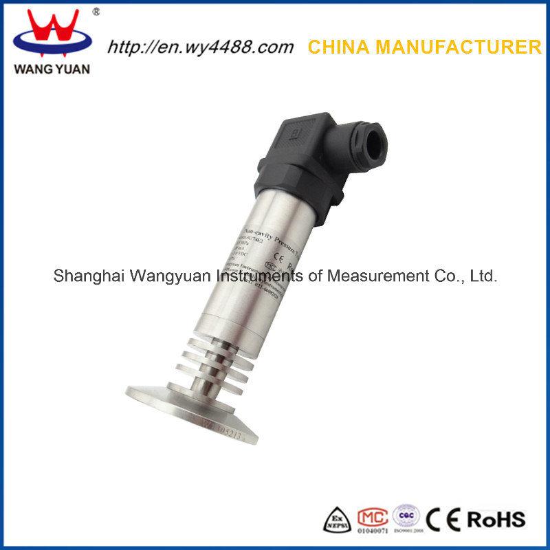 Non Cavity Paper Making Use Diaphragm 4-20mA Pressure Transmitter