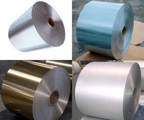 Golden Hydrophilic Aluminium Foil Finstock for Air Conditioner