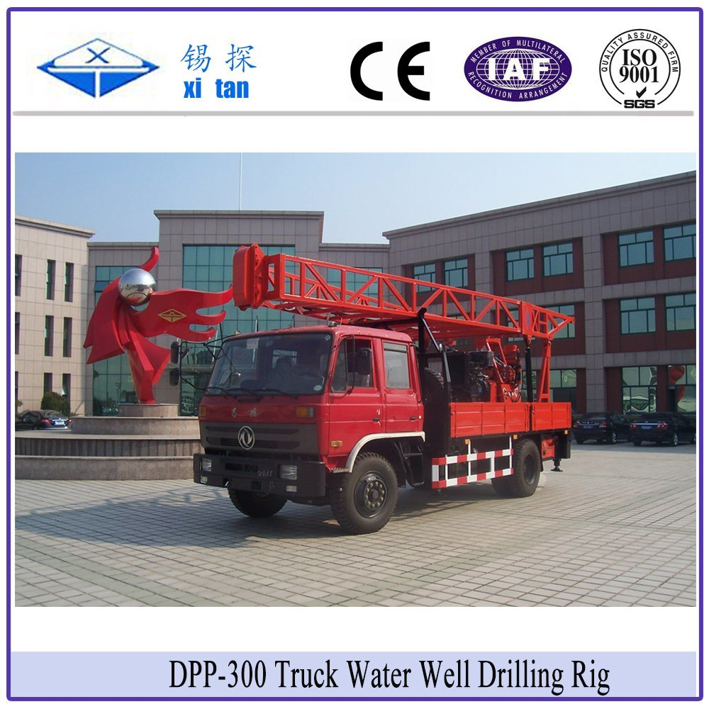 Xitan DDP-300 Truck Water Well Drilling Rig Core Exploration Drill Rig