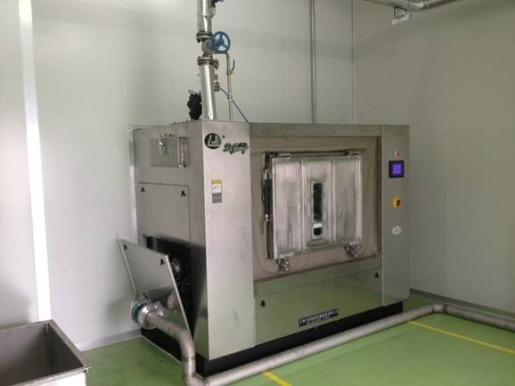 50kg Laundry Hospital Use Fully Automatic Washer Extractor