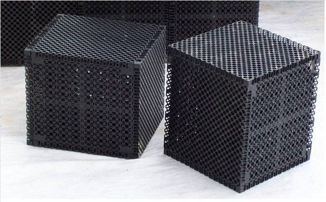 Stormwater Drainage Collection Boxes : China drainage cell storm water collection plates rain