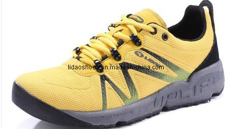 Outdoor Shoe/Mesh Trekking Shoes (LD-0700)