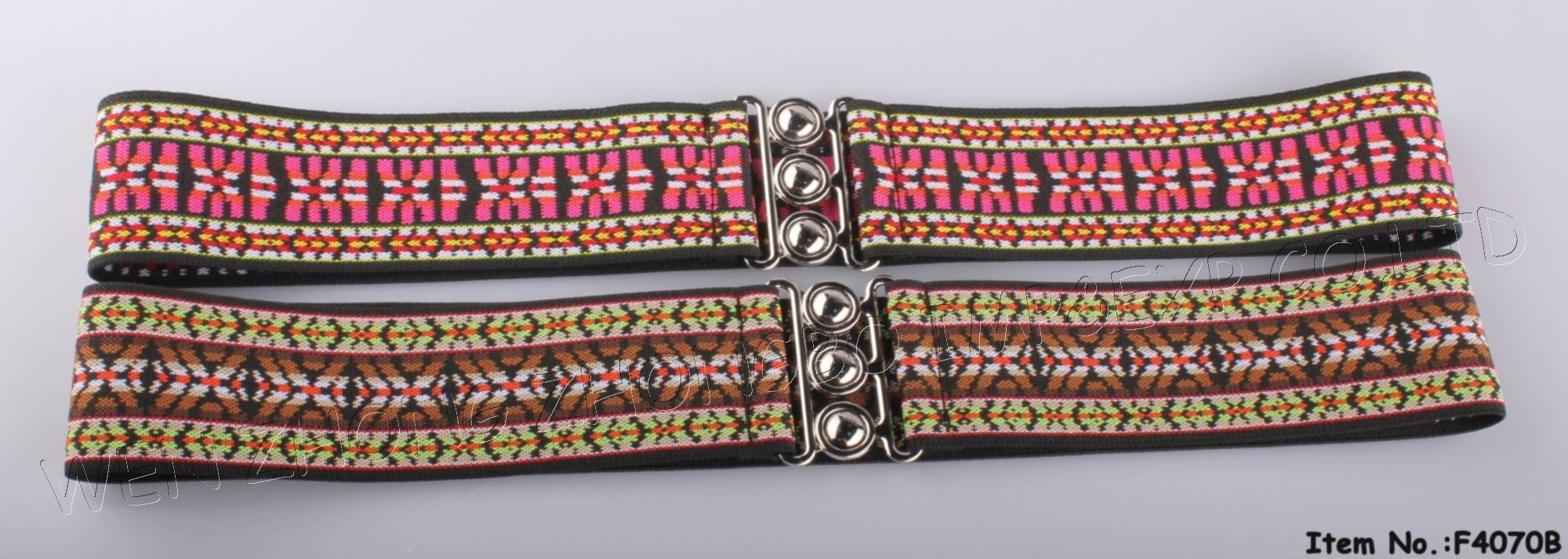 2016 New Elastic Women Belt