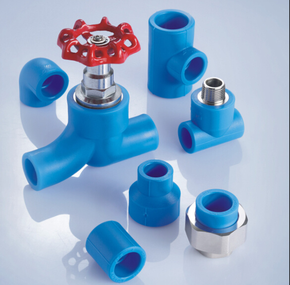 New PPR Water Supply Fittings Series