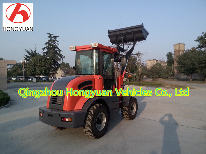 Multifunctional Mini Loader Zl12f with CE Certificate