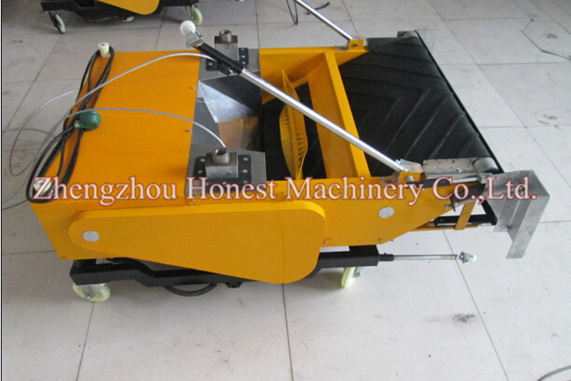 Automatic Wall Cement Plaster Machine with Factory Price