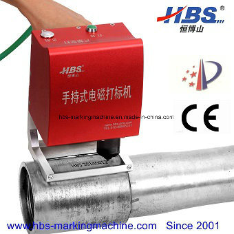 Patented Electronic Portable Marking Machine From Hbs