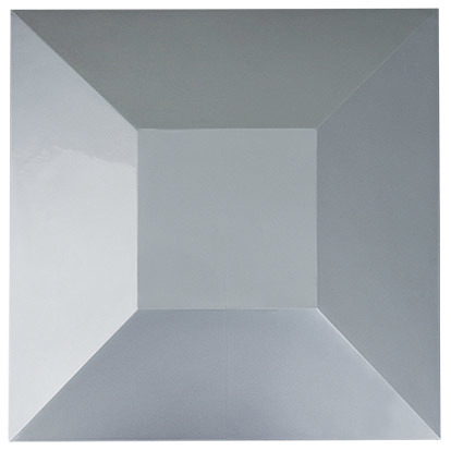 FRP Waterproof 3D Decorative Wall Panel for Background Systems