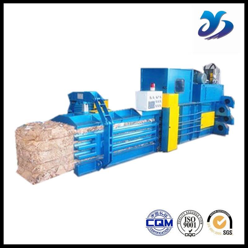 Automatic Horizontal Baler for Straw, Sugar Can Residue and Corn Stalks