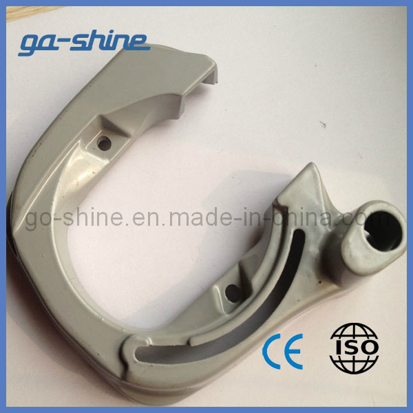 Zinc Alloy Die Casting Lock Base for Bicycle