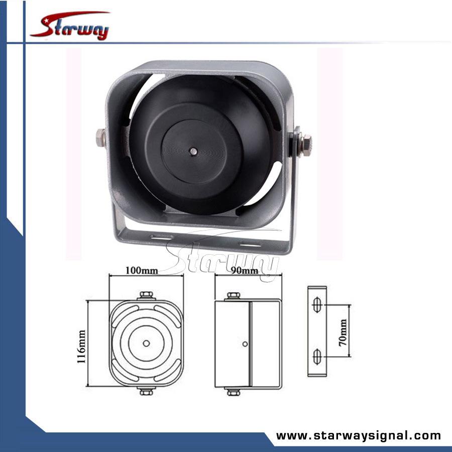 100W 150W NdFeB Siren Horn Speaker (YS90)