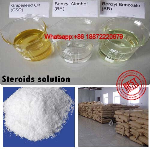 Factory Direct Sale Steroids Solvent Grape Seed Oil Gso