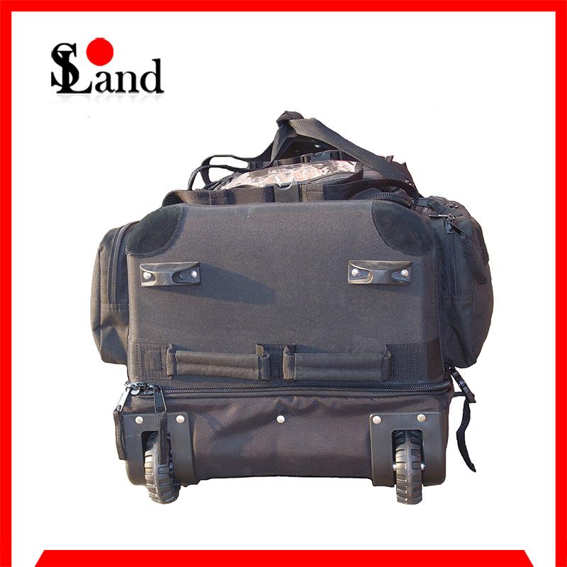 High Capacity Wheeled Luggage Bag