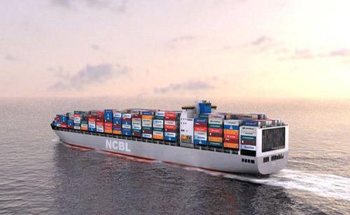 Consolidate Logistics Service From China to Dubai Transportation