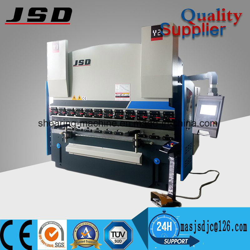 Jsd Da52s CNC Hydraulic Press Brake for Sale