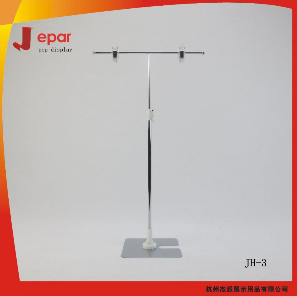 Wholesale Supermarket Tabletop Pop Poster Stand for Product Promotion