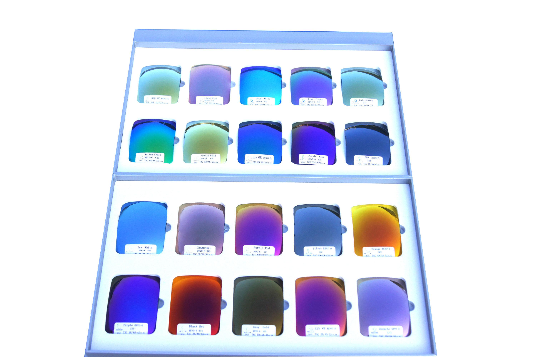 Hot Sale Fashion High Quality Mirror Tac Sunglasses Polarized Coating Lens