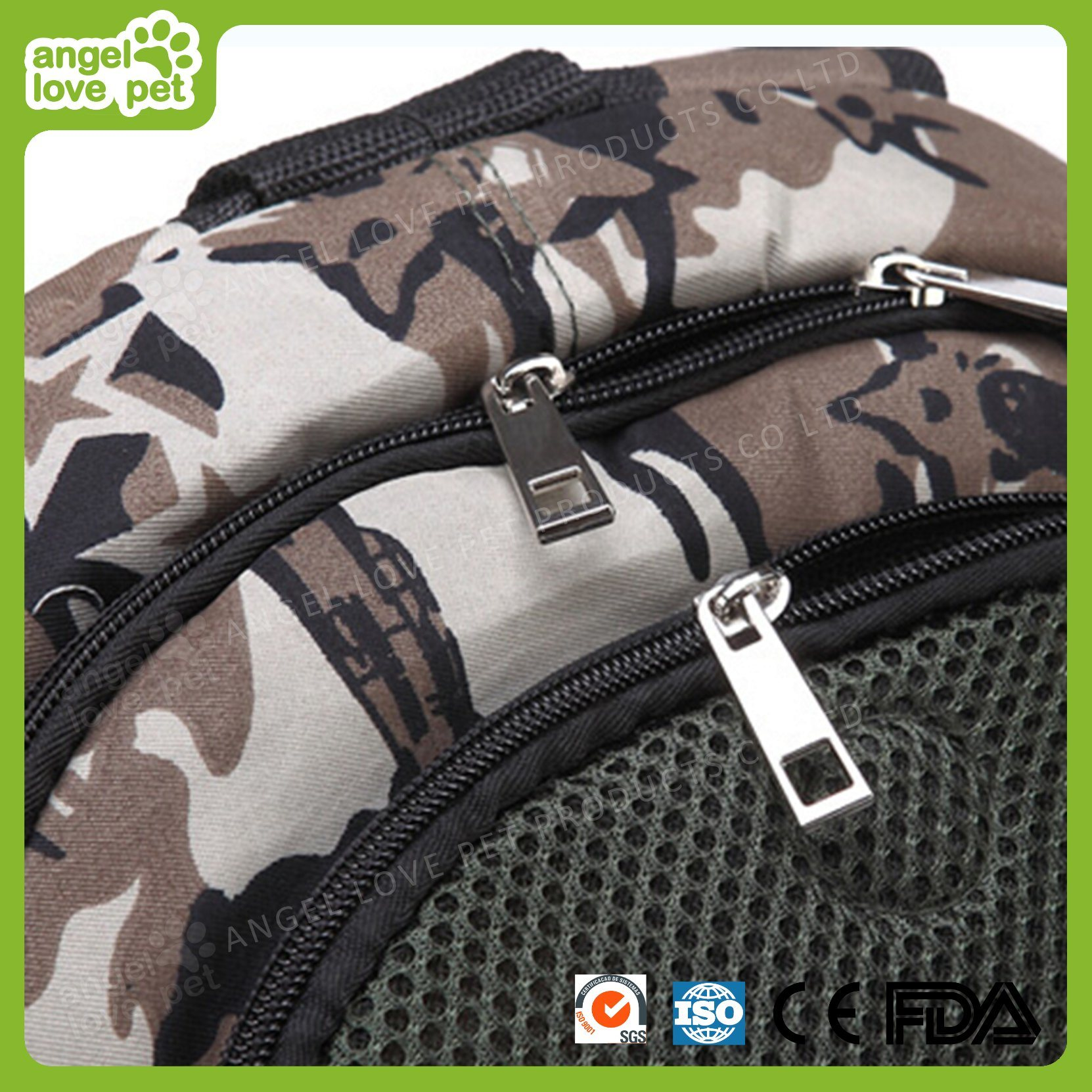 High Quality Fashion Style PU Outside Easy-Carry Dog Bag&Cat Bag