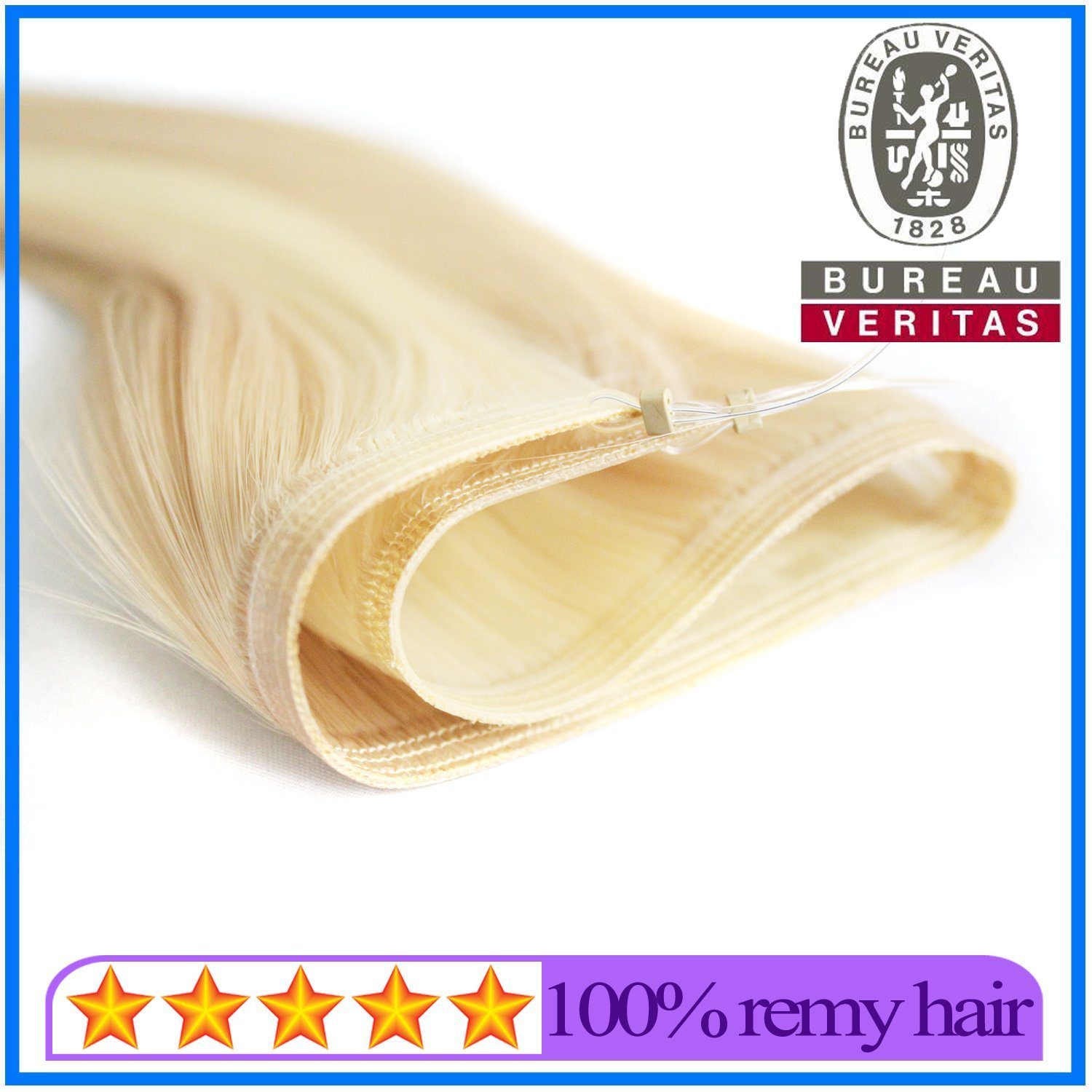 Thread Hair Weft