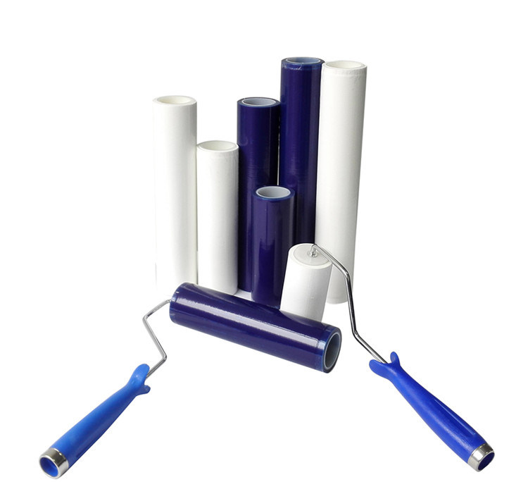 PE Sticky Roller, Sticky Roller Handle, Cleaning Sticky Roller