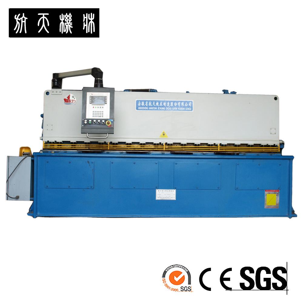Hydraulic Shearing Machine, Steel Cutting Machine, CNC Shearing Machine HTS-3020