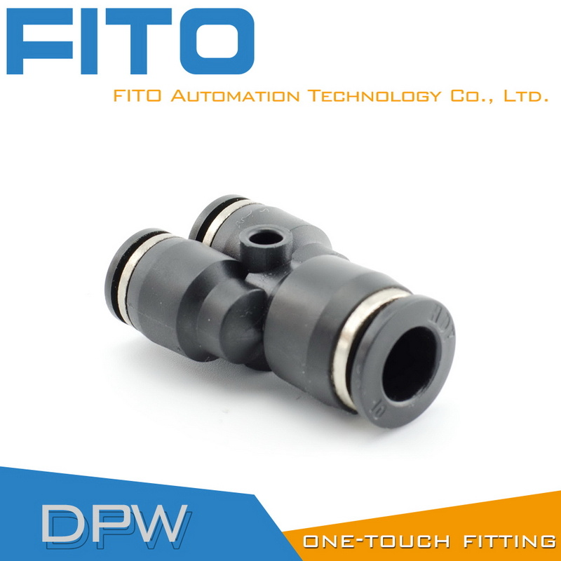 PW Pneumatic Fitting One Touch Air Conncetor by Airtac Type
