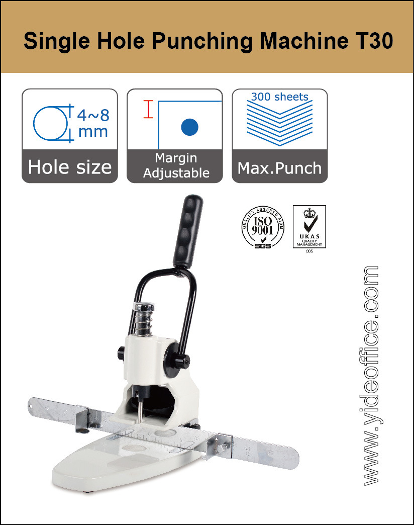 Single Hole Manual Puncher (T30)