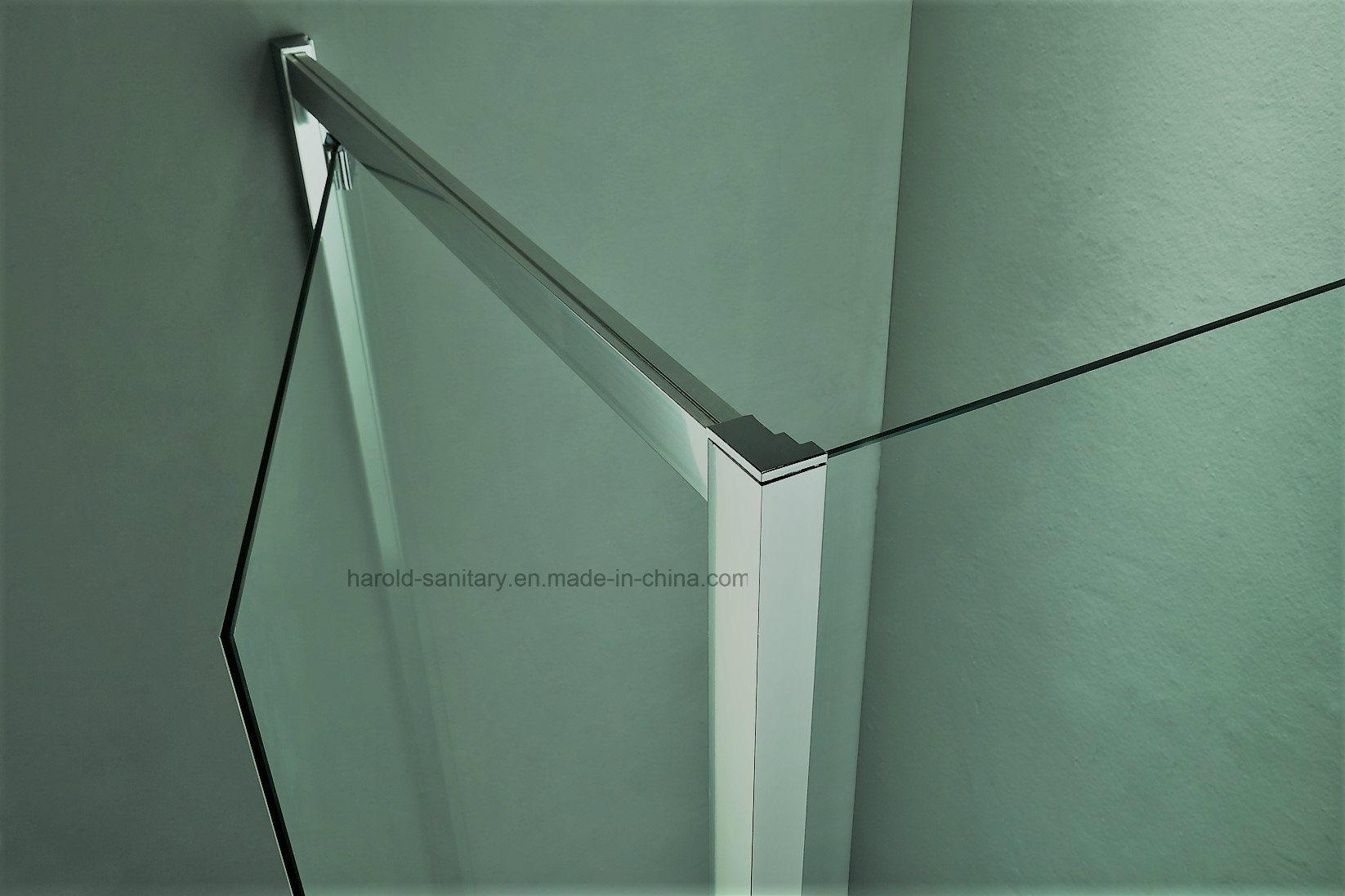 HR-09 Framed Pivot Hinge Shower Enclosure