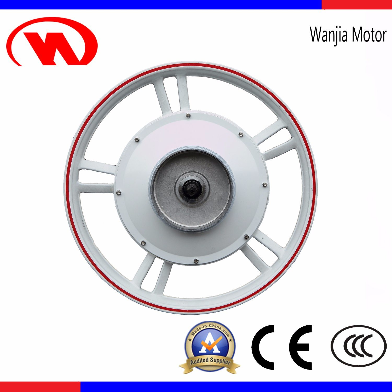 18 Inch White Hub Motor