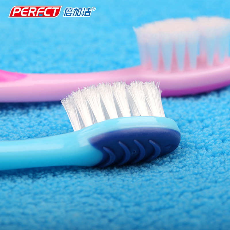 PERFECT Color Soft Kid/Child/Children Toothbrush