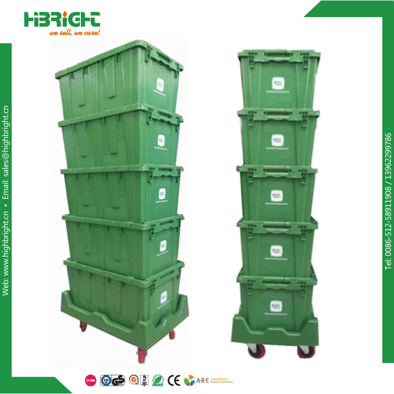 Plastic Storage Turnover Logistic Box