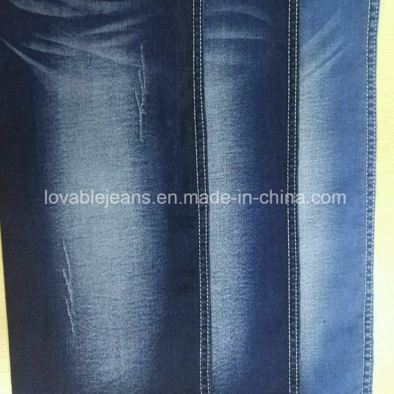 Cotton Spandex Denim Fabric (KL108)