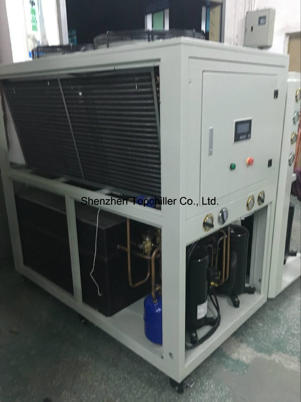 15rt Industrial Air Cooled Water Chiller for Die Casting Machine