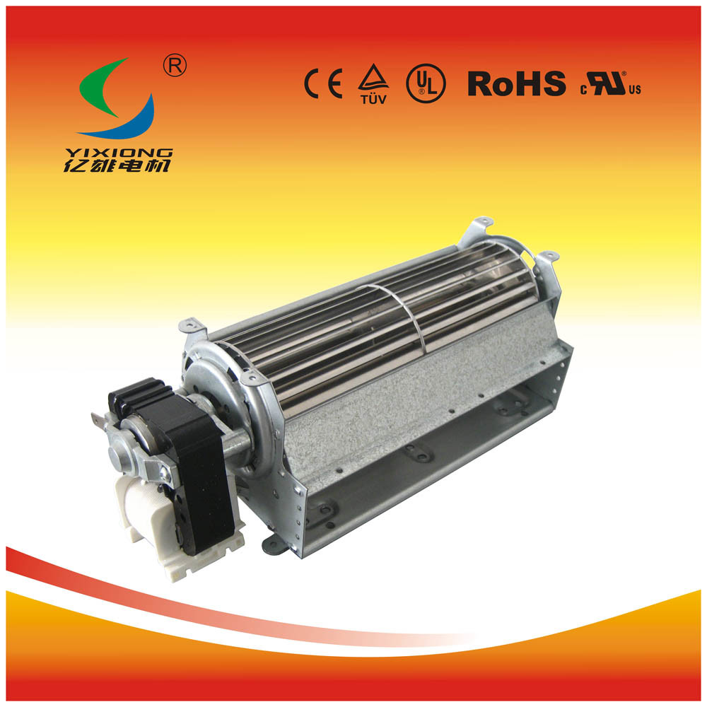 Electric Heater Fan Cross Flow Blower Motor (YJ61)