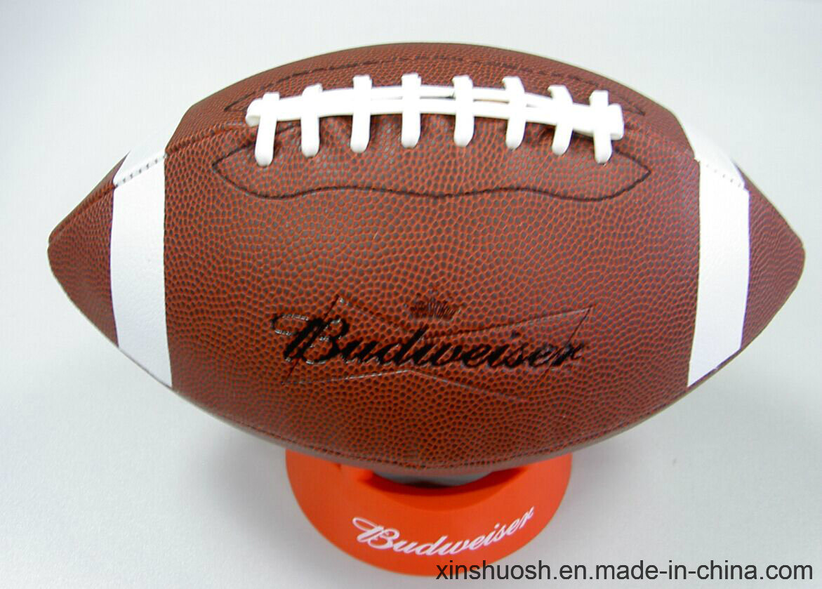 1# PVC Machine Stitching American Football