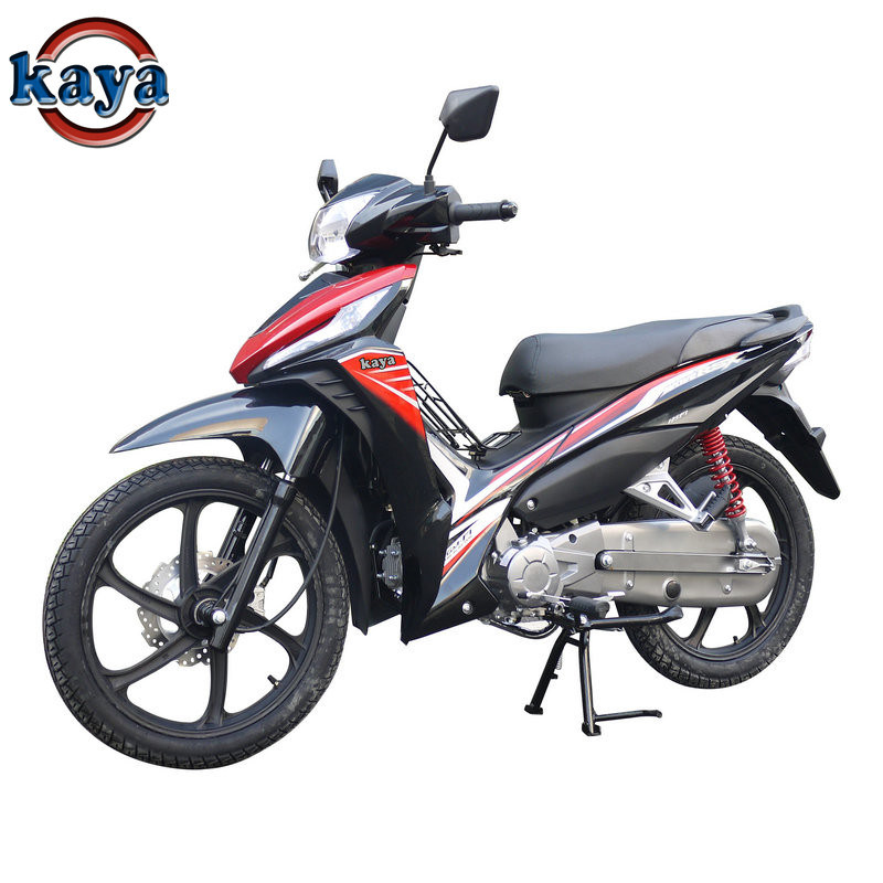 110cc Cub Motorcycle with Alloy Wheel Front Disc Brake Ky110-30c