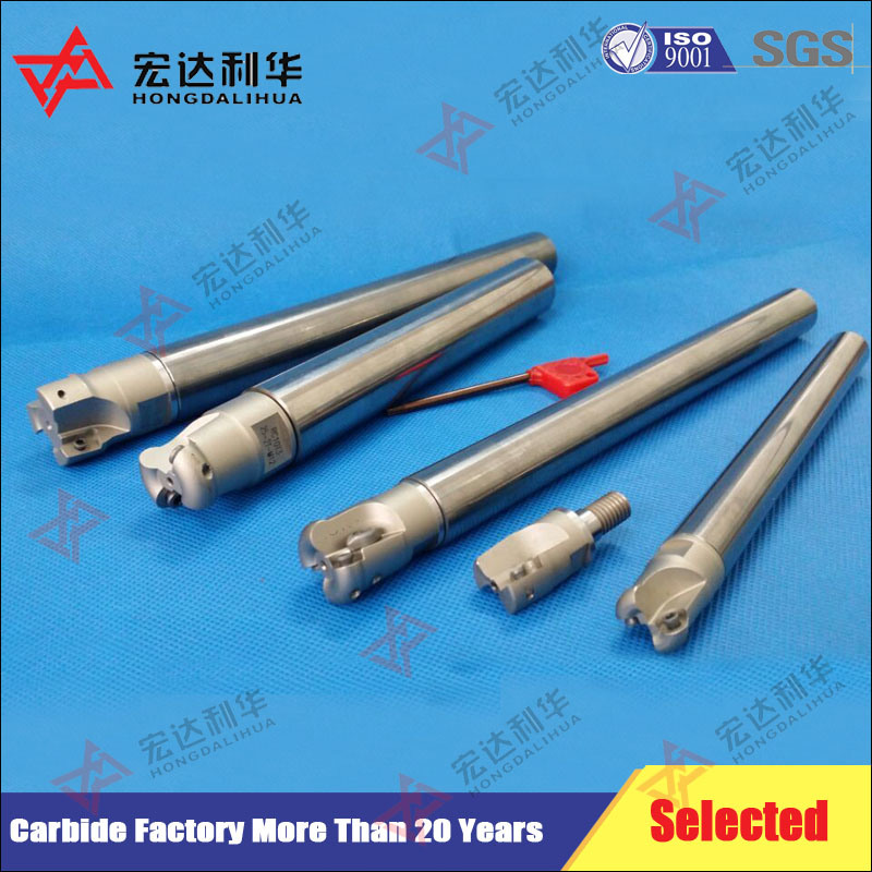 Carbide Shank Boring Bars for Milling Machines