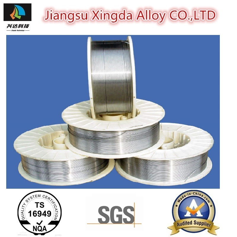 Inconel Alloy Based Welding Wire (GH3039) with Good Quality