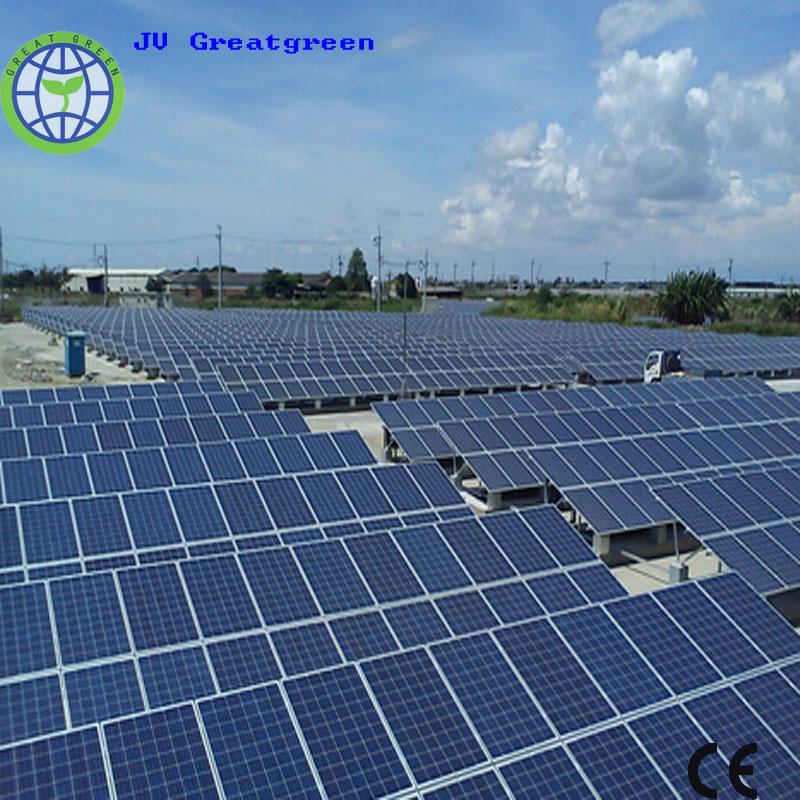 Jv Greatgreen Solar PV Power Plant