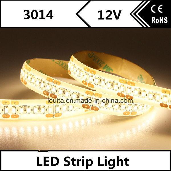 Warm White 3014 Super Brightness LED Flexible Strip