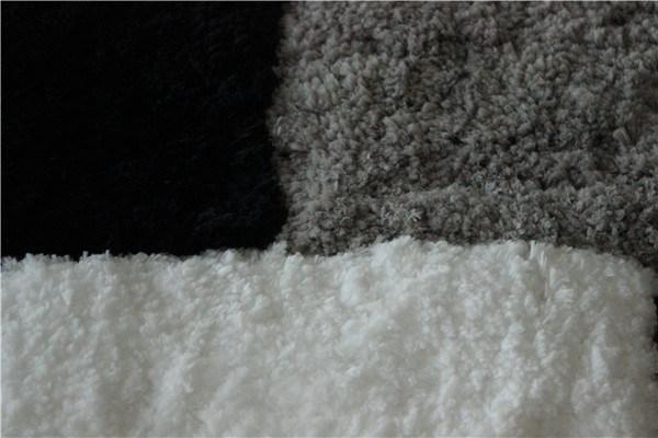 Lamp Vevlet Sheepskin SPA Feeling Bath/Living Room Washable Area Rug