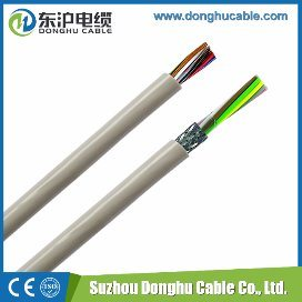 PVC Data Communication Wire and Cable
