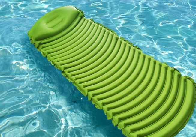 Outdoor Cushions Inflatable Single Sleeping Pad Mats Camping