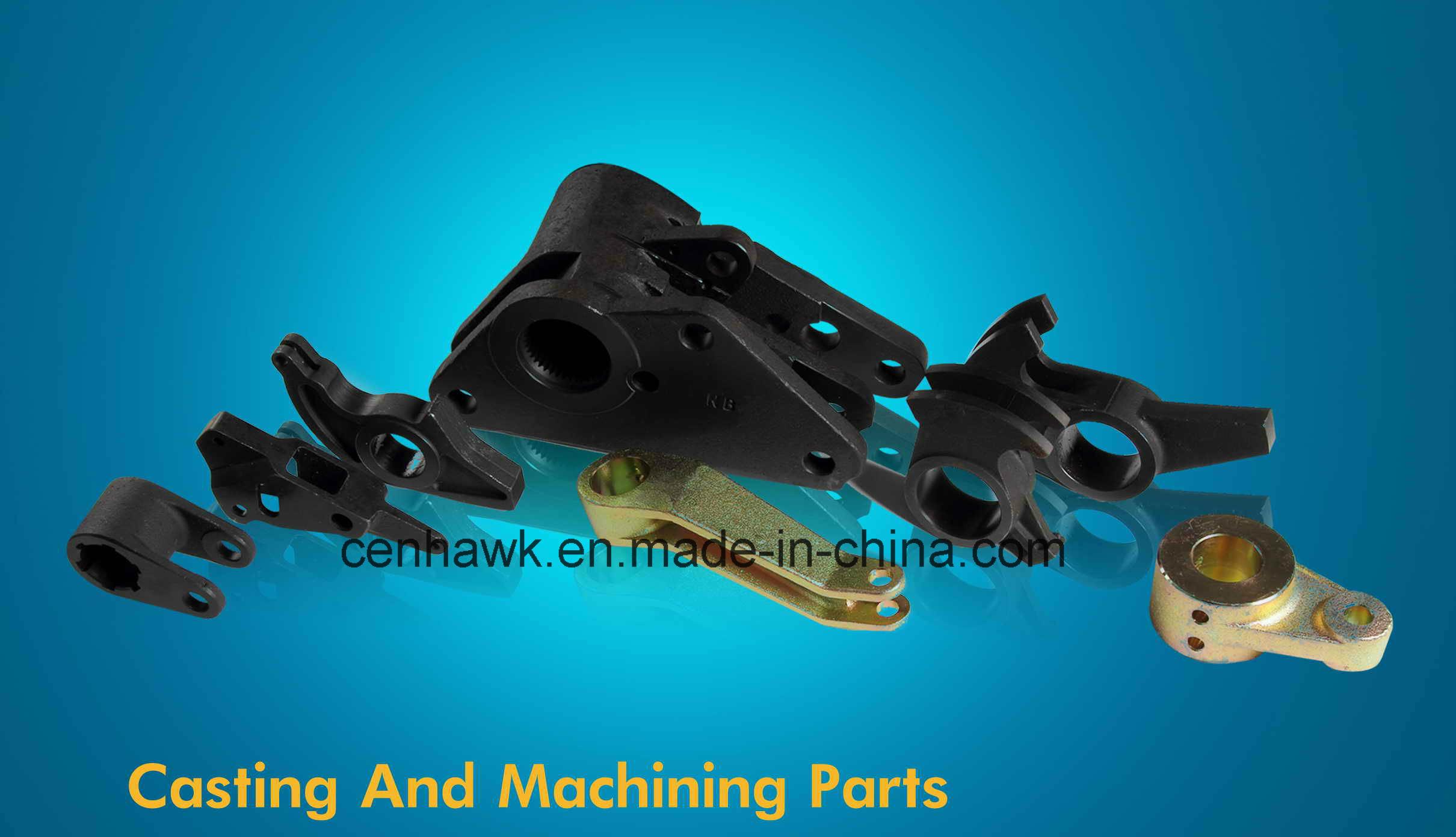 CNC Machining Casting Parts