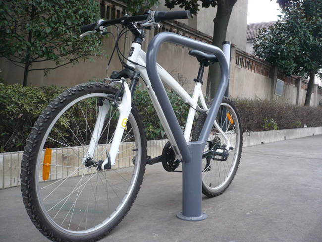 Bollards Bike Parking Rack