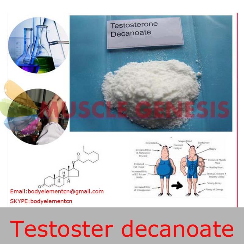 Anobolic Steroid Powder Testosterone Acetate/Testosterone Enanthate/Testosterone Decanoate