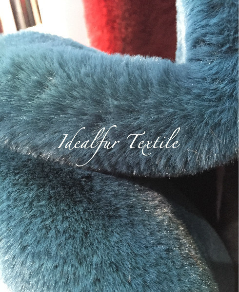 Soft Rabbit Fake Fur /Faux Fur/ Artificial Fur
