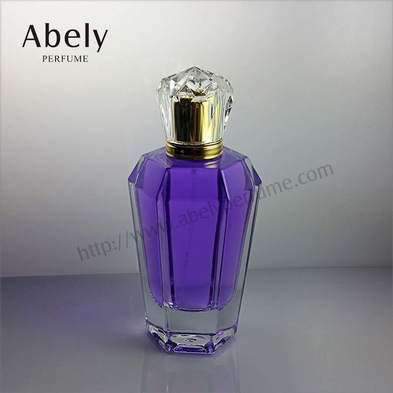 Bespoke Perfume Bottles Elegant and Fashionable Glass Bottle for Perfume