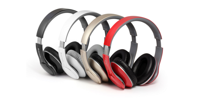 High Quality Wireless Bluetooth Stereo Headphone for Computer/Outdoor Activities